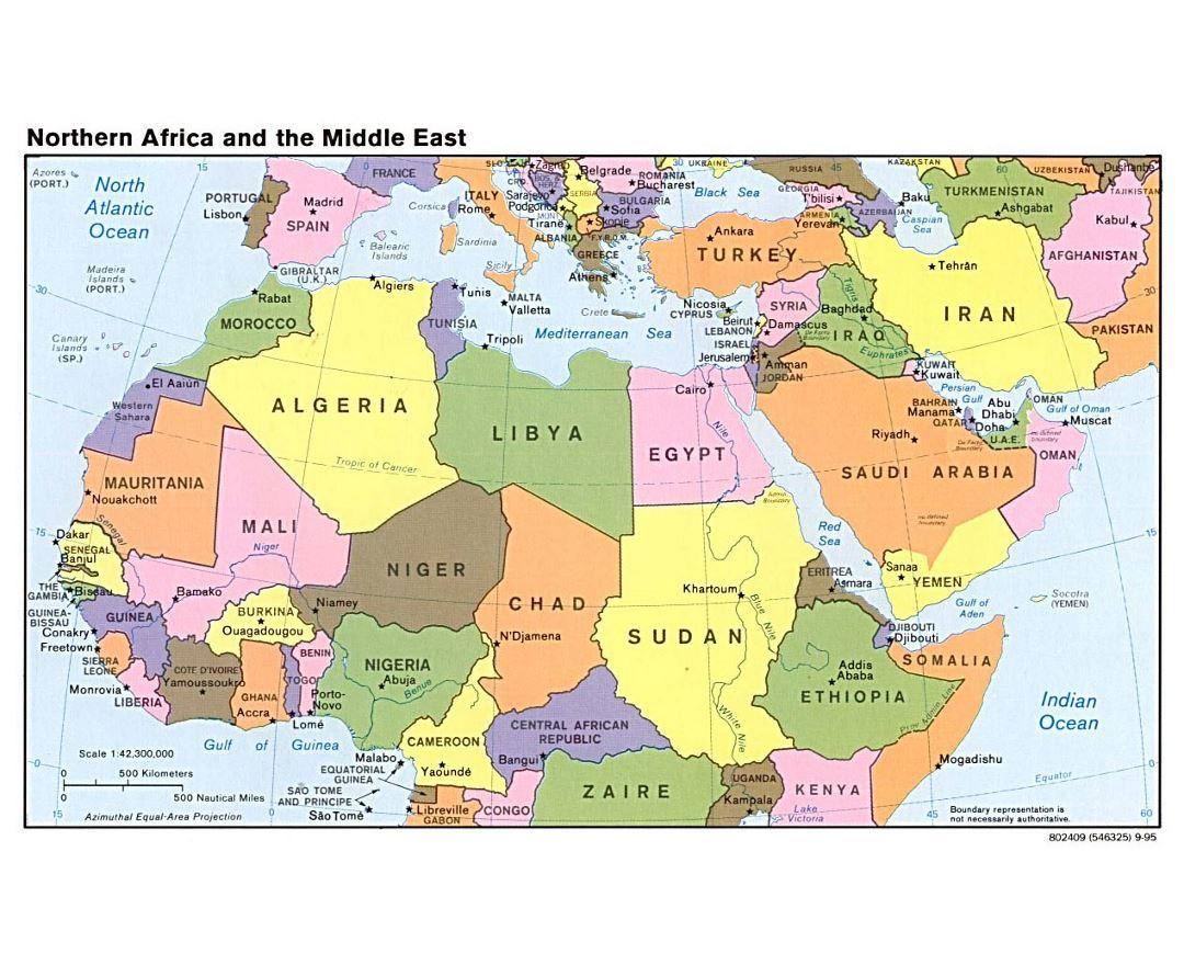 Mapa Africa Del Norte.Mapas De Africa Del Norte Coleccion De Mapas De Africa Del Norte Africa Mapas Del Mundo