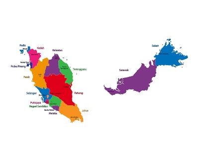Mapas De Malasia Coleccion De Mapas De Malasia Asia Mapas