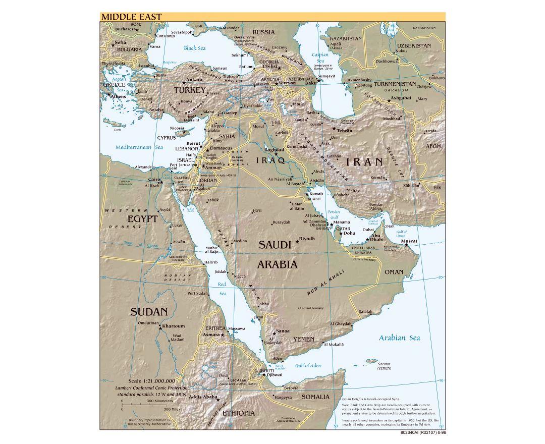 Picture of: Mapas De Medio Oriente Coleccion De Mapas De Medio Oriente Asia Mapas Del Mundo